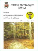 Cahiers Mycologiques 1991