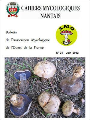 Cahiers Mycologiques 2012