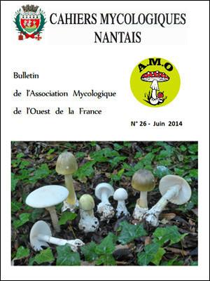 Cahiers Mycologiques 2014