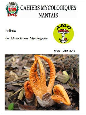 Cahiers Mycologiques 2016