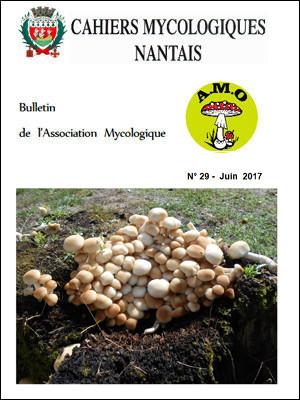Cahiers Mycologiques 2017